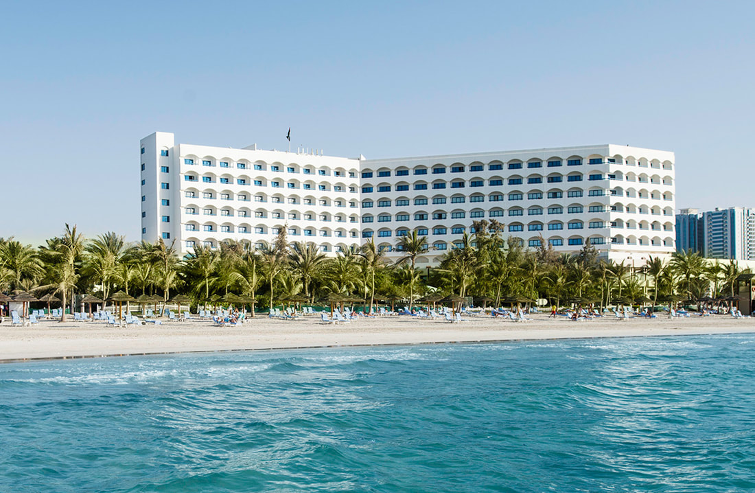 Ajman Hotel | Luxury Resort UAE